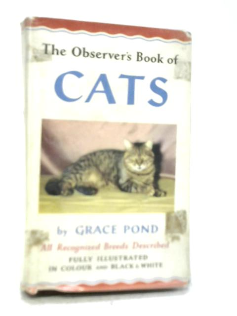 The Observers Book Of Cats By Grace Pond