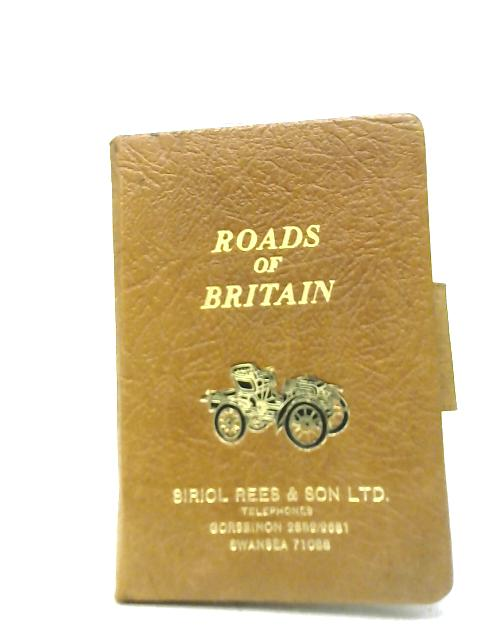 Handy Road Atlas of Great Britain and Northern Ireland By Johnston's
