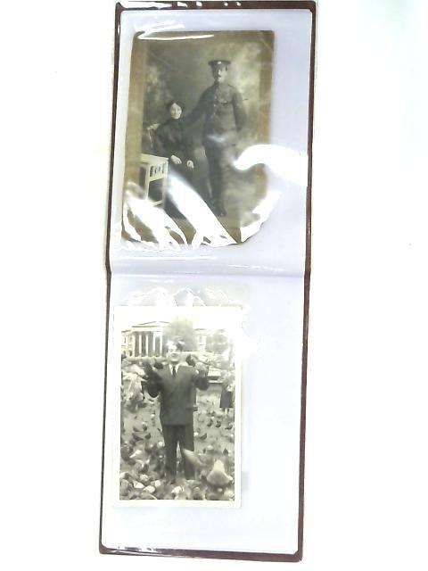 Vintage Family Photo Album Crica late 1800s-1980s