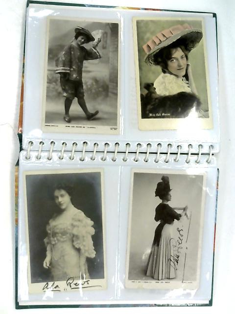 Vintage Collection of Ada Reeve Postcards