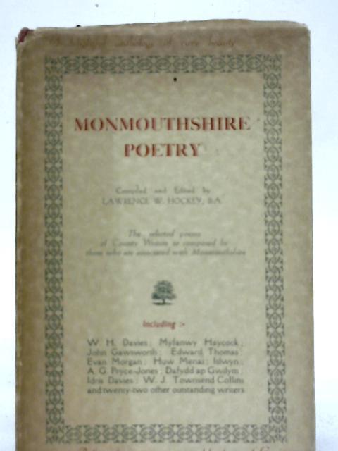 Monmouthshire Poetry By Lawrence Hockey