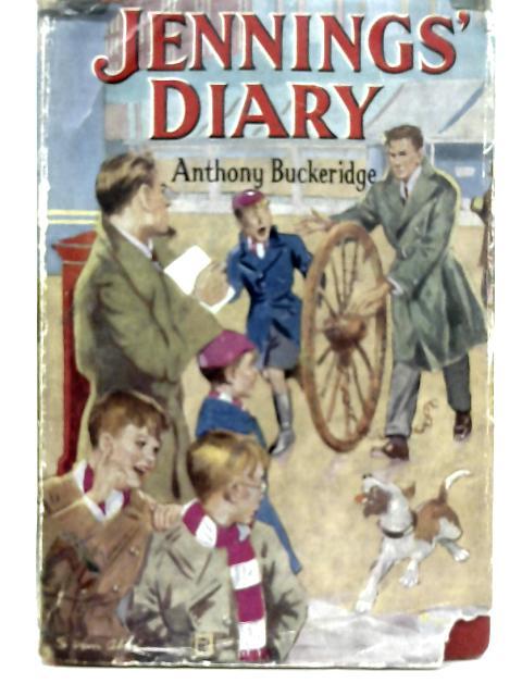 Jennings' Diary By Anthony Buckeridge
