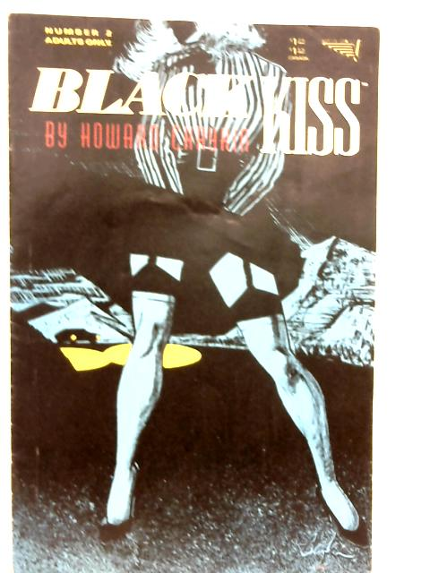Black Kiss Number 2 By Howard Chaykin