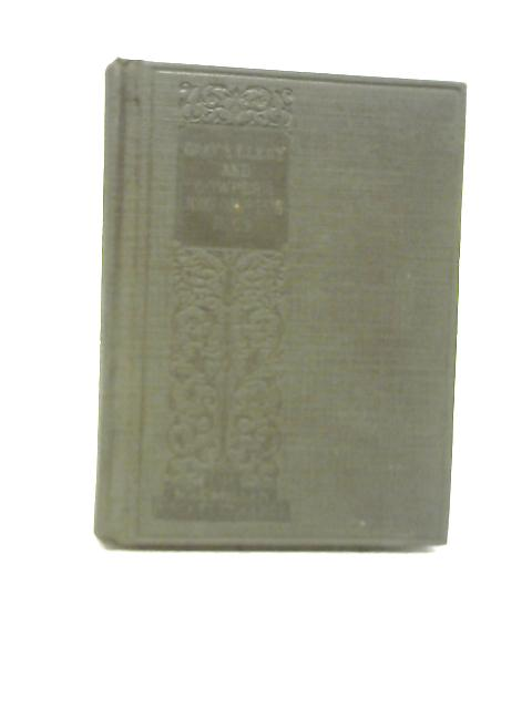 Elegy Written in a Country Churchyard and Other Poems, John Gilpin and Other Poems By Thomas Gray; William Cowper