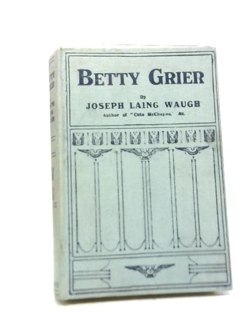 Betty Grier By Joseph Laing Waugh