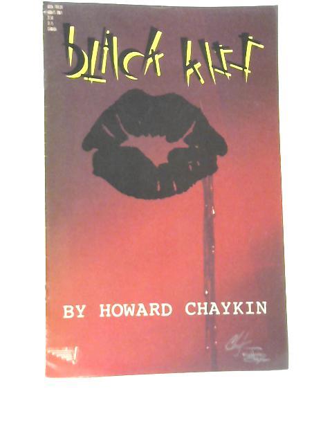Black Kiss: Book 12 By Howard Chaykin