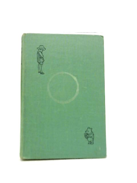 The House at Pooh Corner By A. A. Milne