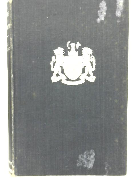 The Story of Plymouth By Robert Alfred John Walling