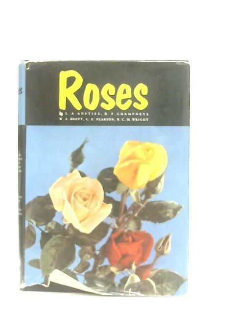Roses By R. C. M. Wright et al