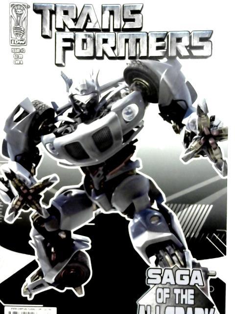 Transformers Movie Prequel: Saga of the Allspark #3 By Various