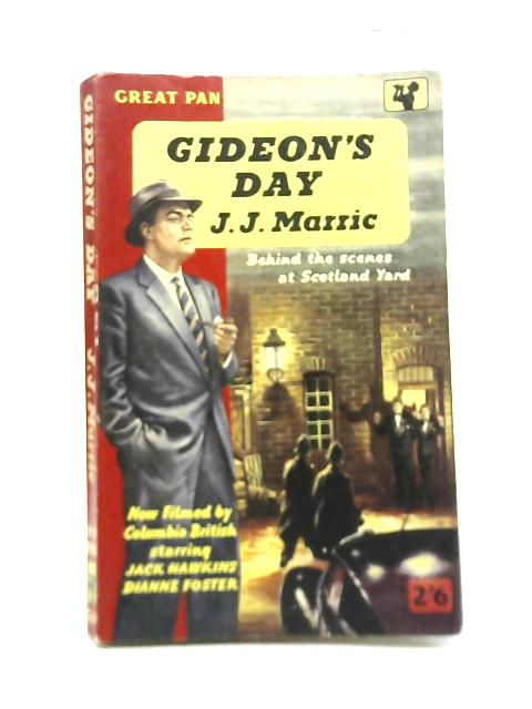 Gideon's Day By J.J. Marric