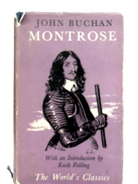 Montrose By John Buchan