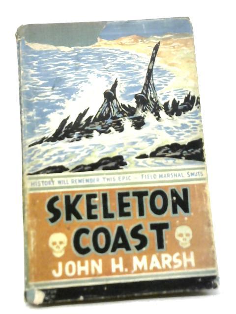 Skeleton Coast By John H. Marsh