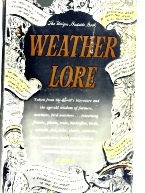 Weather Lore By R. Inwards