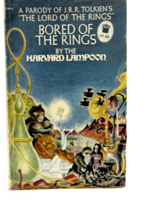 Bored of the Rings By Henry N Beard & DouglasKenny