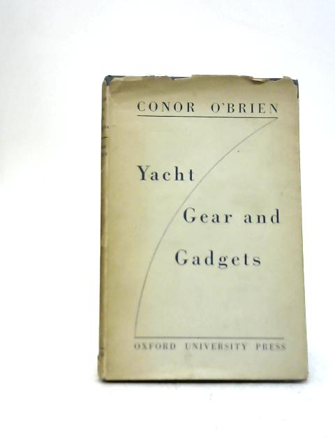 Yacht Gear and Gadgets By Conor O'brien