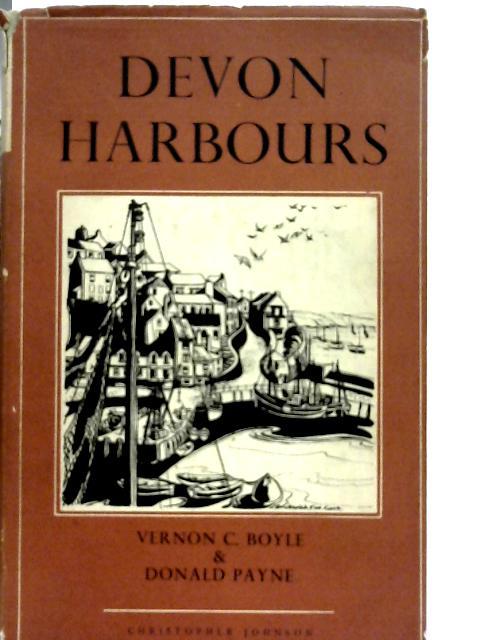 Devon Harbours By Vernon Carr Boyle