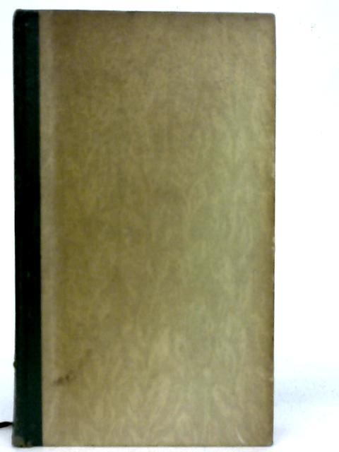 Gesammelte Werke By Friedrich Holderlin