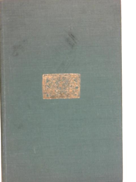 Handbook to the Collections of Early Chinese Antiquities By William Watson