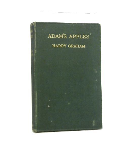 Adam's Apples By Harry Graham