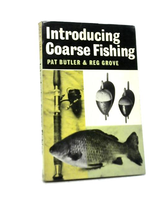Introducing Coarse Fishing By Patrick Butler