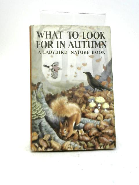 What To Look For in Autumn By Elliot Lovegood Grant-Watson