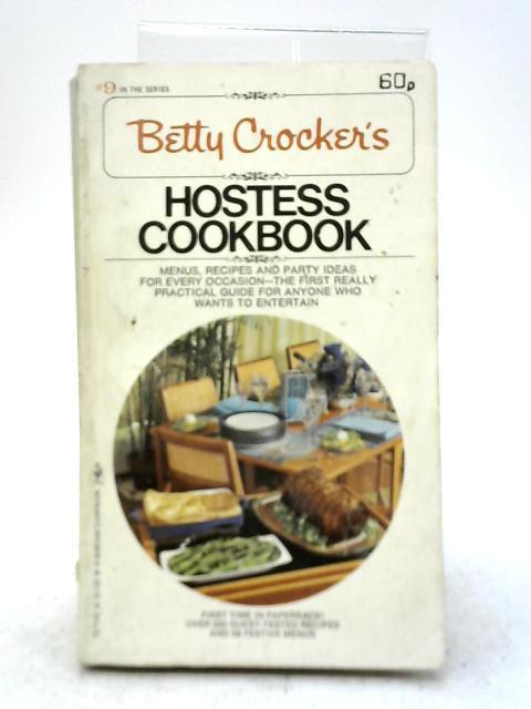 Betty Crocker's Hostess Cookbook By Betty Crocker