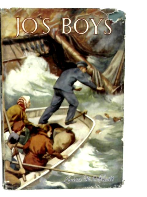 Jo's Boys By Louisa M. Alcott