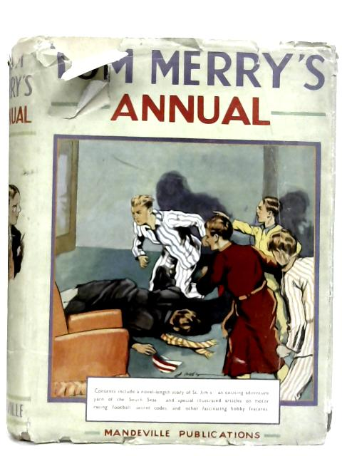 Tom Merry's Annual By Unstated
