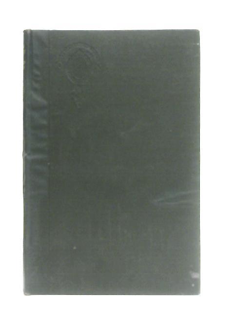 Mary Shelley By Richard Church