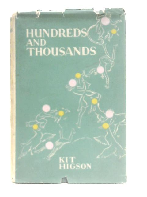 Hundreds and Thousands By Higson, Kit