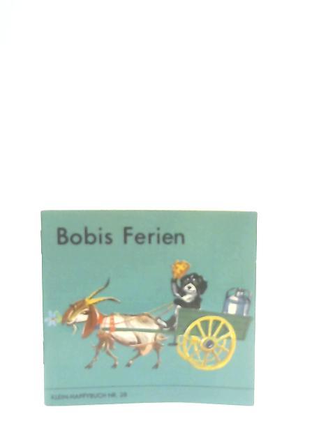 Bobis ferien By Delphin Verlag
