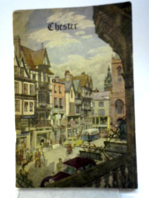 Chester Official Guide 21st Edition By Unstated