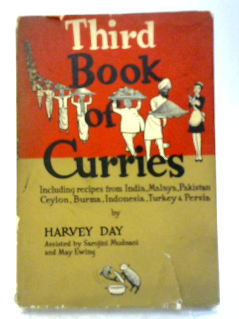 The Third Book of Curries By Harvey Day