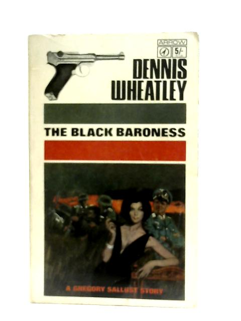 The Black Baroness By Dennis Wheatley