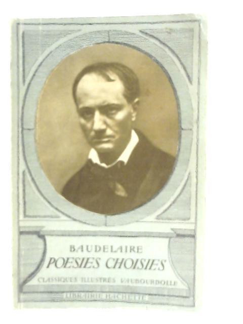 Poesies Choisies By Baudelaire