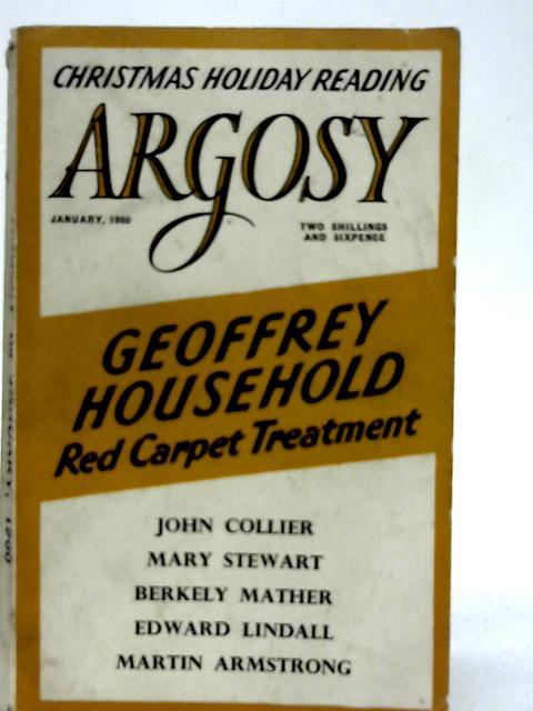 Argosy A Fleetway Magazine January 1960 By Unstated