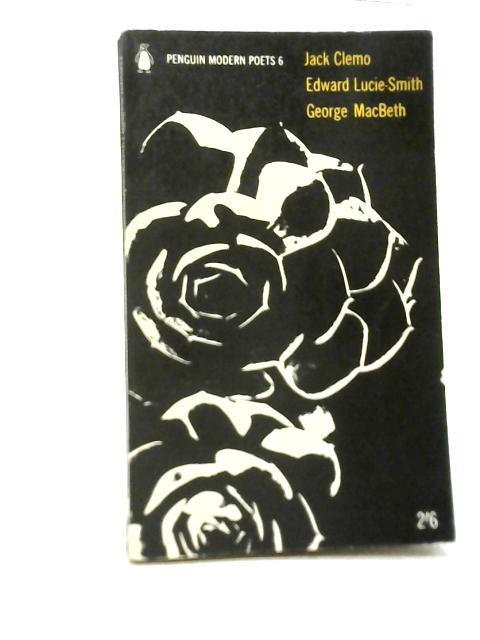 Penguin Modern Poets 6 By Jack Clemo, et al