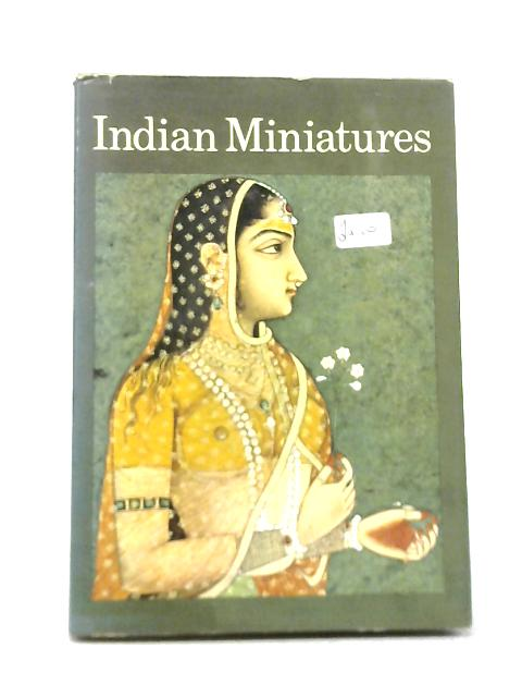 Indian Miniatures By Mario Bussagli