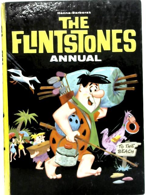 The Flintstones Annual By Hanna - Barbera