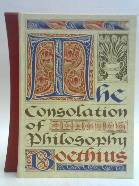 The Consolation of Philosophy By Boethius (trans V. E. Watts)