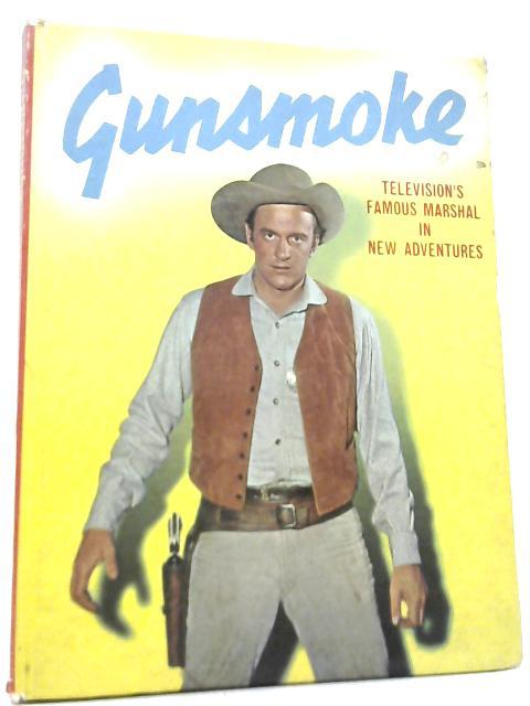 Gunsmoke Annual 1966 By John Challis