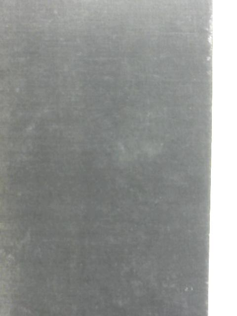 Collected Poems 1930-1955 By George Barker