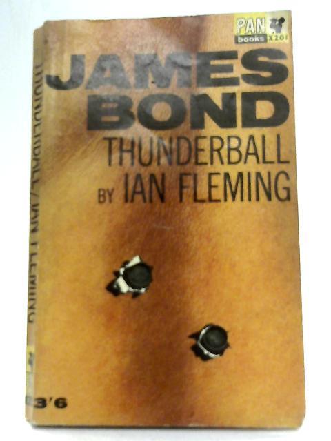 Thunderball By Ian Fleming