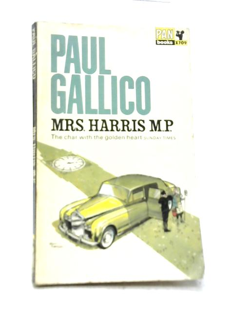 Mrs. Harris By P. Gallico