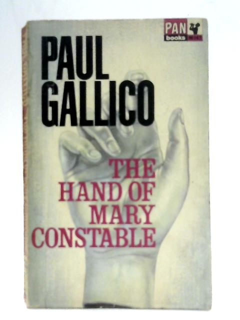 The Hand of Mary Constable By Paul Gallico