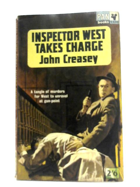 Inspector West Takes Charge (Pan G650) By John Creasey