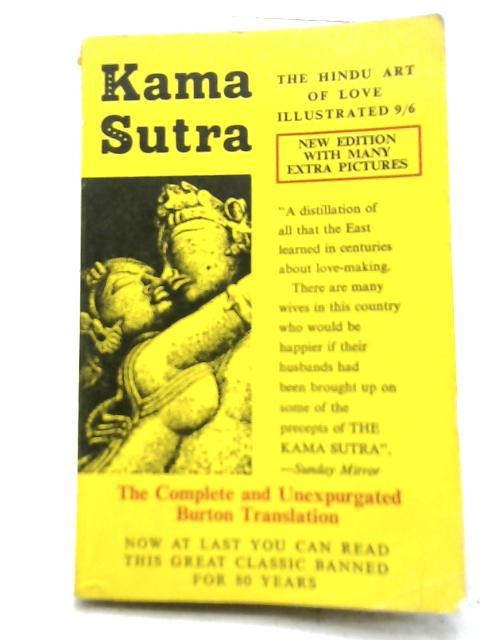 Vatsyayana's Kama Sutra By Mallanaga Vatsyayana
