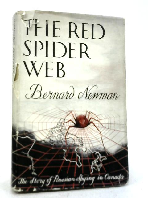 The Red Spider Web By Bernard Newman