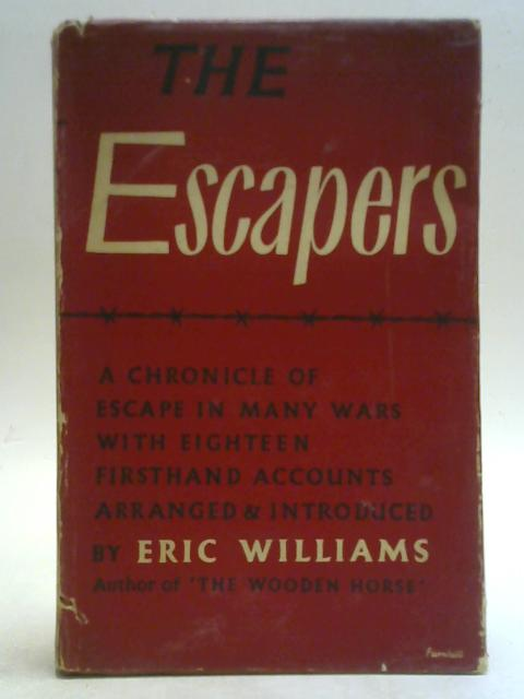 Thw Escapers By Eric Williams
